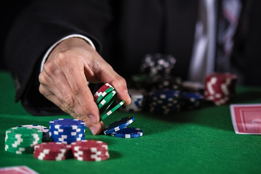 Straddle bet in poker casinos in punta cana dr