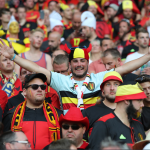 Brussels and the Red Devils