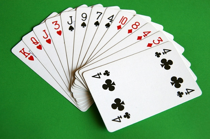 fun games to play with casino cards