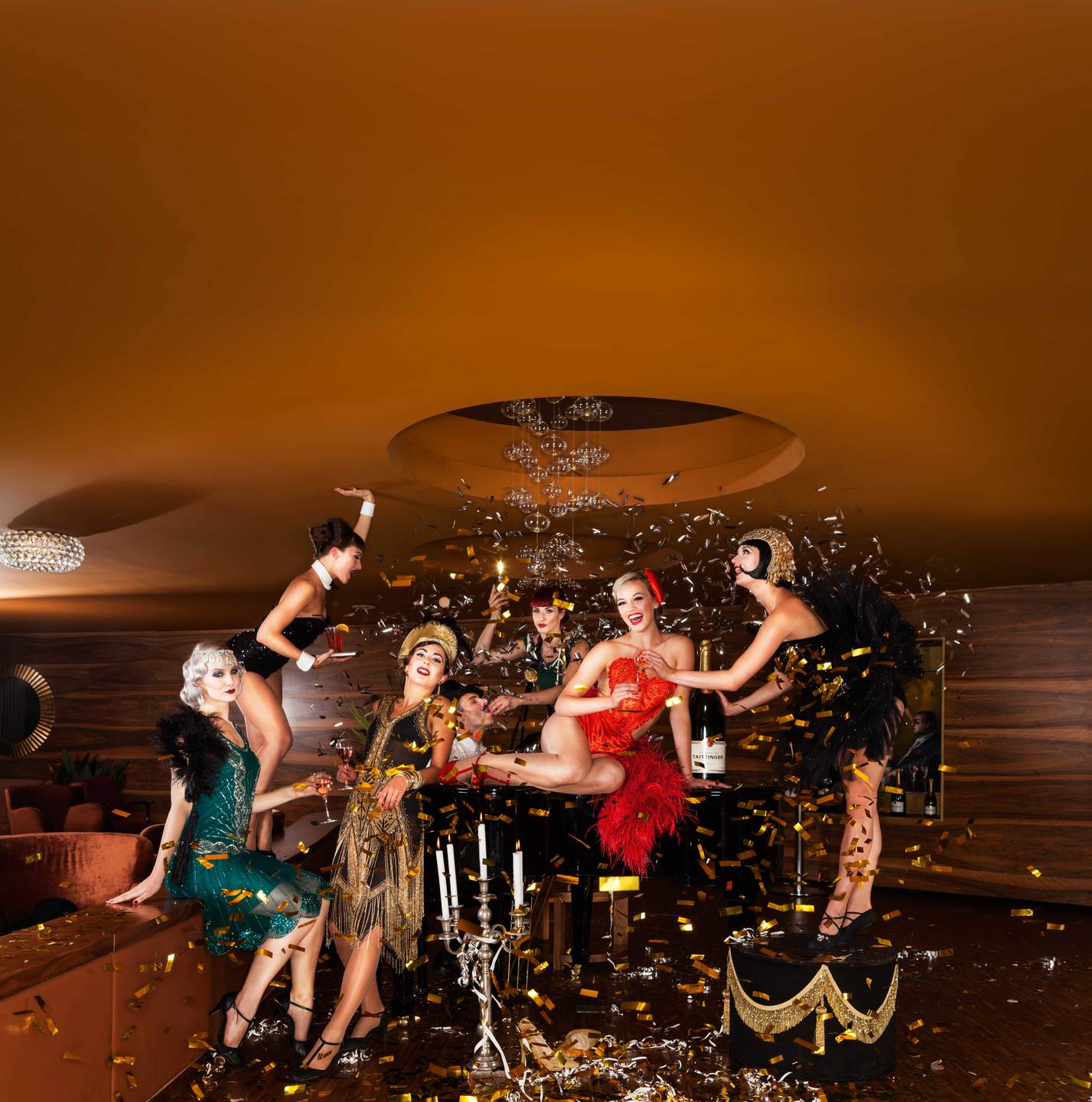 New Year's Eve Grand Casino Brussels