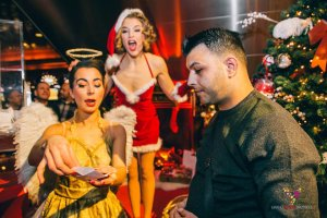 20171208 © Roland Jalkh | Viage Wonderland | Grand Casino Viage Brussels BE | Tombola | The Retronettes2