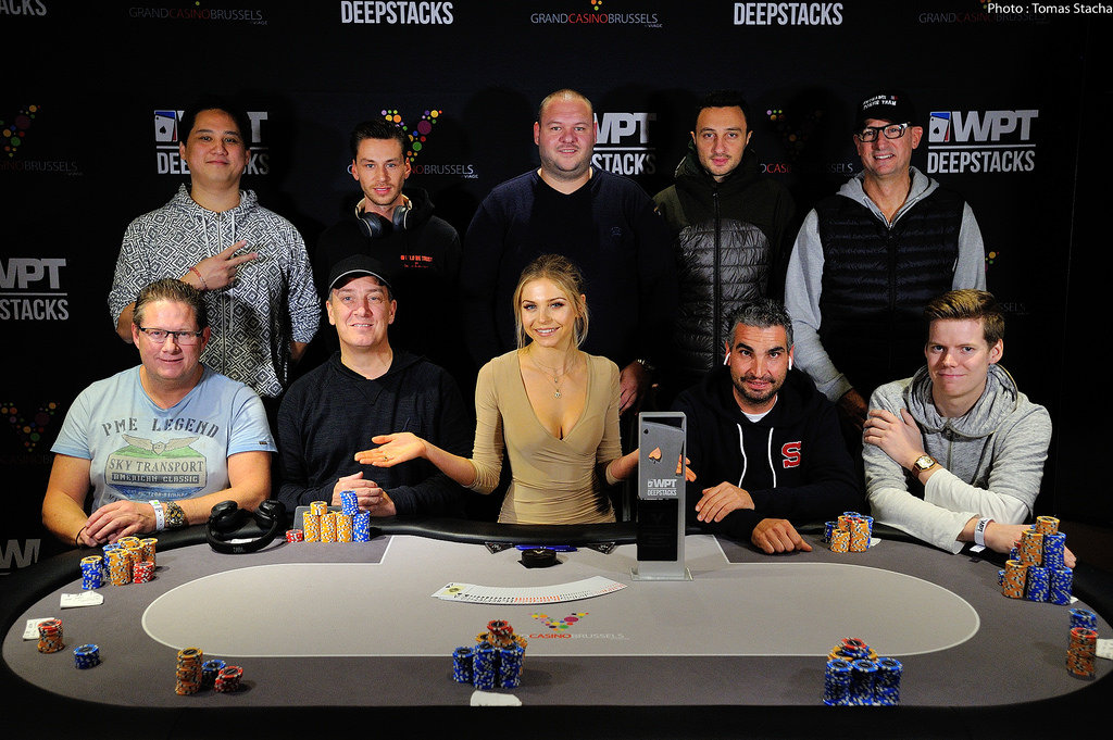 WPT DeepStacks Brussels FT